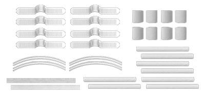 x4 labs straps foams