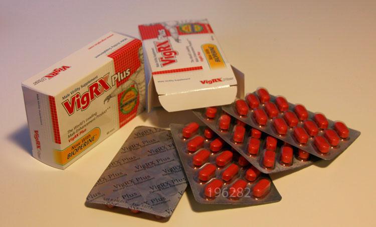 I recommend VigRX Plus for permanent penis enlargement pills