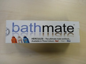 bathmate is avalible in 3 colors