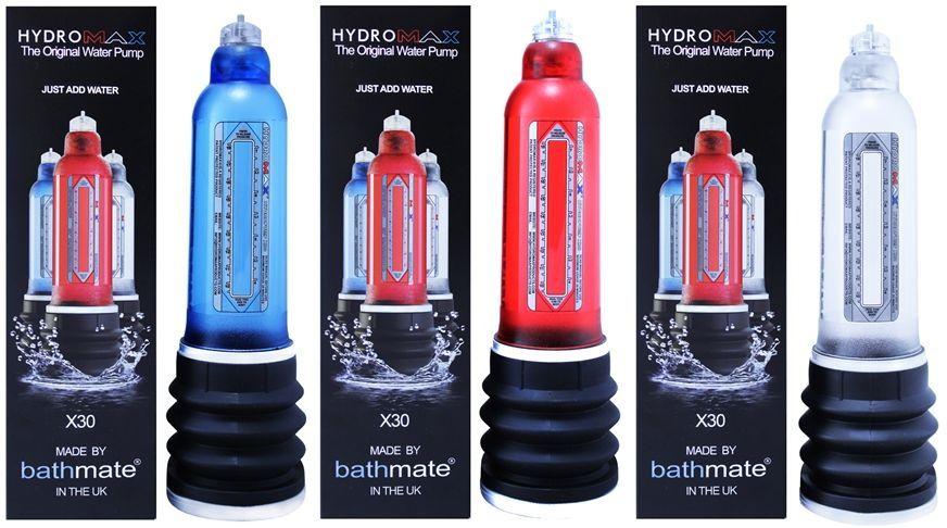 hydromax x series x20 x30 x40