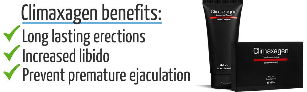 climaxagen benefits