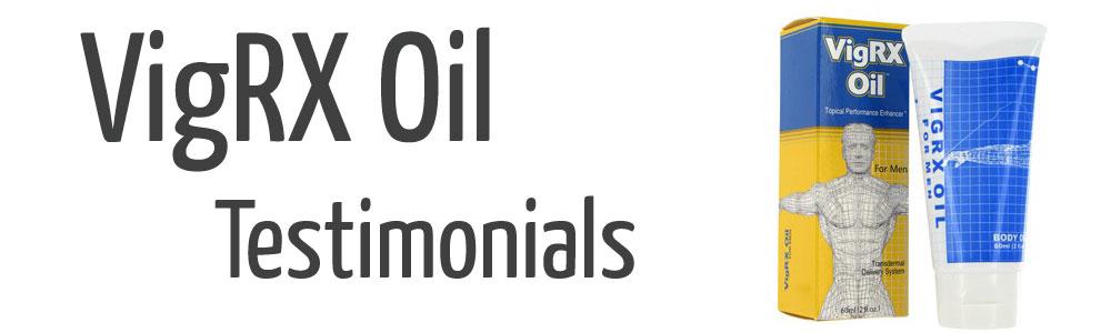 vigrx oil testimonials