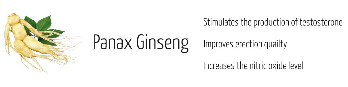 Ginseng is a natural ingredients in most boosters